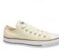 匡威经典款米低[ALL STAR]米色低帮情运动鞋